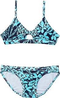Seafolly Girls' Bralette Bikini Swimsuit Set