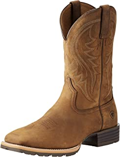 Best hybrid rancher western boot Reviews