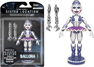 Funko Five Nights at Freddy's: Sister Location - BALLORA 5-Inch Action Figure