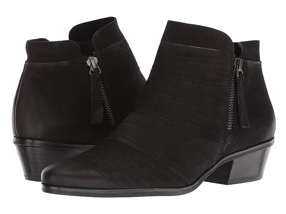 Paul Green Shasta Boot (Black Nubuck) Women