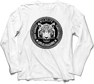 Men's T-Shirt Wildlife - Never Hibernate, Always Dominate
