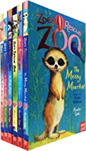 Zoes Rescue Zoo Series 3 Collection 6 Books Set