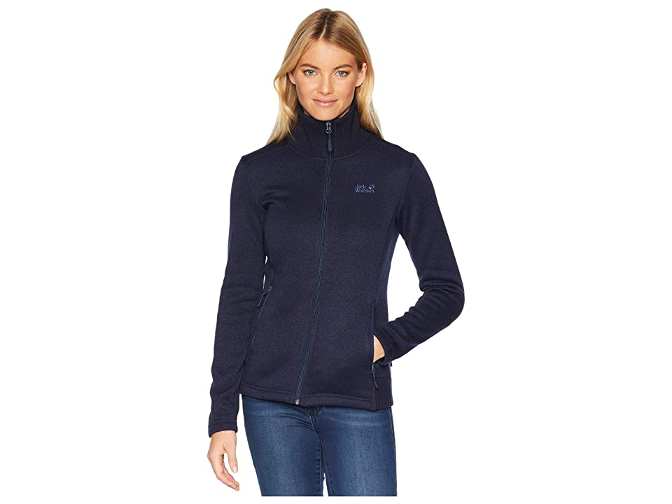 Jack Wolfskin Scandic Nanuk Jacket (Midnight Blue) Women