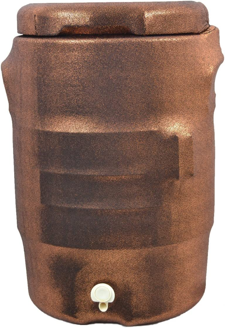 Cooler Cover: 5 Gallon Drink Metallic Copper - New Shipping Free Max 79% OFF Dispenser