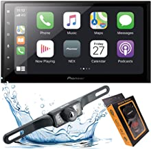 """$339 » Pioneer DMH-2600NEX 6.8"""" Multimedia Bluetooth Car Stereo Receiver with Apple CarPlay, Android Auto with HD Camera PK2 and ..."""