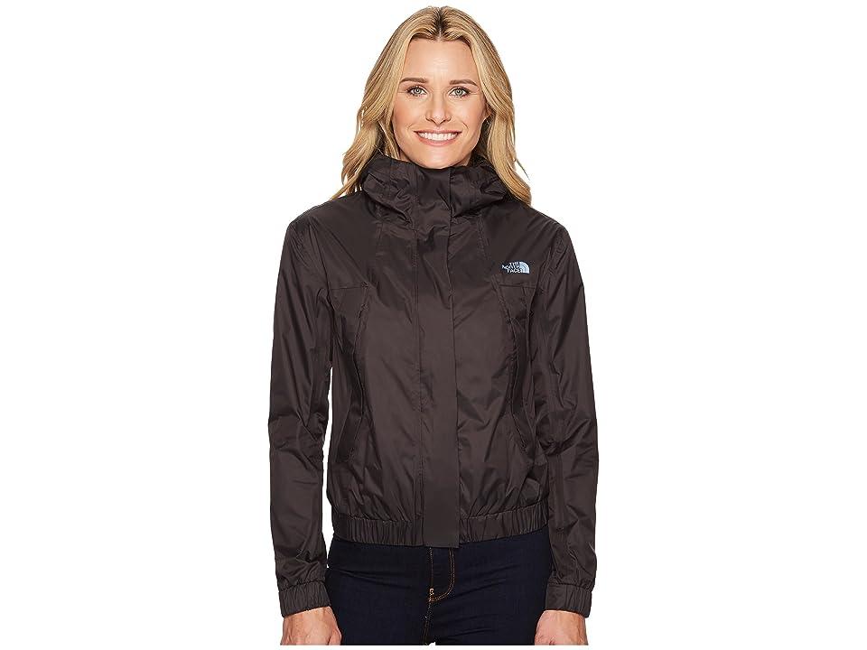 The North Face Precita Rain Jacket (TNF Black) Women
