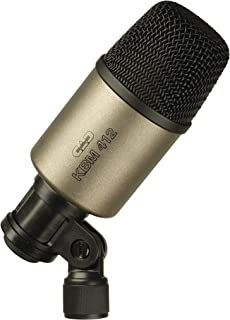 CAD Audio KBM412 Dynamic Cardioid Kick Microphone