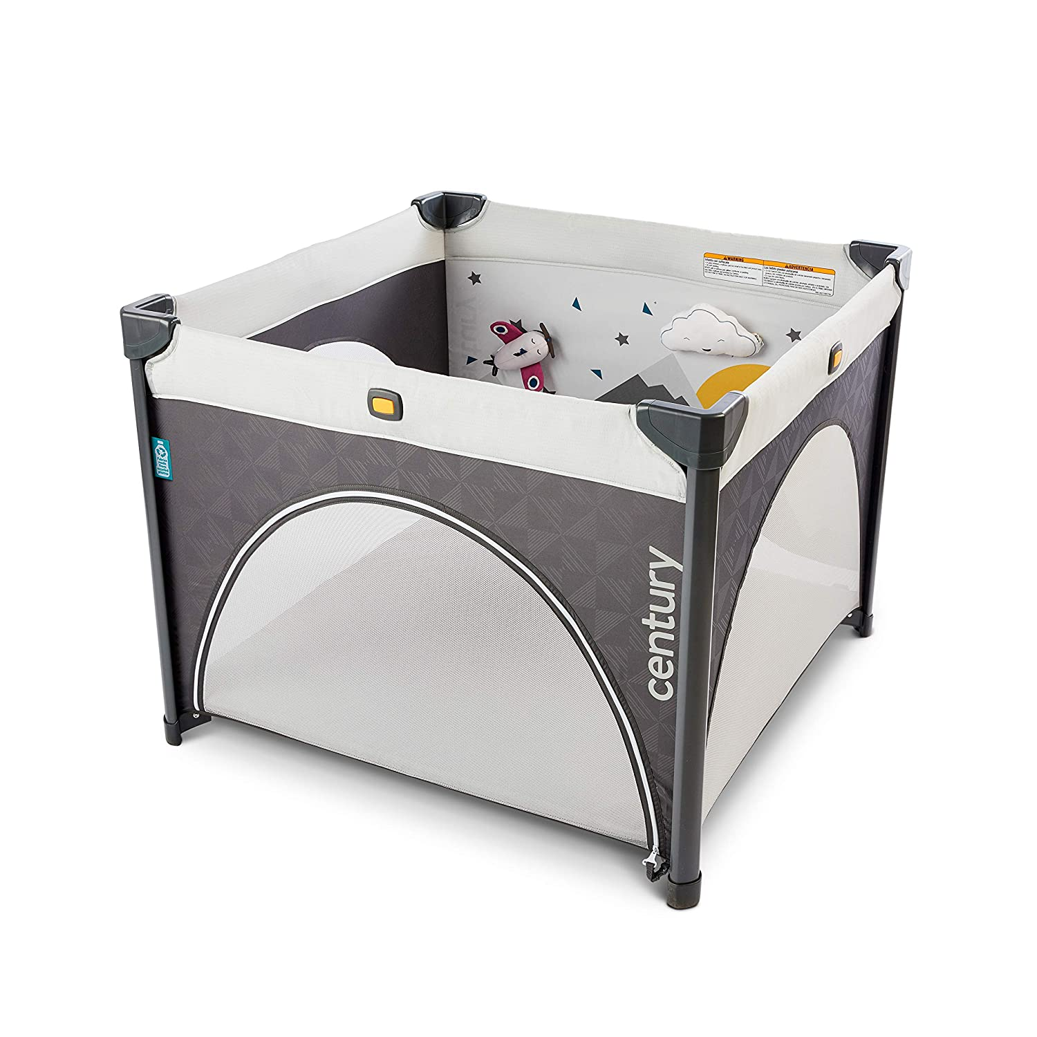 Century Play Max 67% OFF On 2-in-1 Playard and Playpen Activity Incl Center Super special price