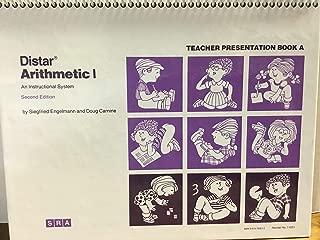 DISTAR Arithmetic I 2nd Edition Presentation Book A