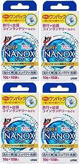 【まとめ買い】トップ NANOX(ナノックス) ワンパック×4個