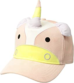 San Diego Hat Company Kids - Unicorn Face Baseball (Little Kids/Big Kids)