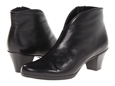 Munro Robyn (Black Leather) Women