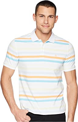 Original Penguin - Short Sleeve Soda Stripe Polo