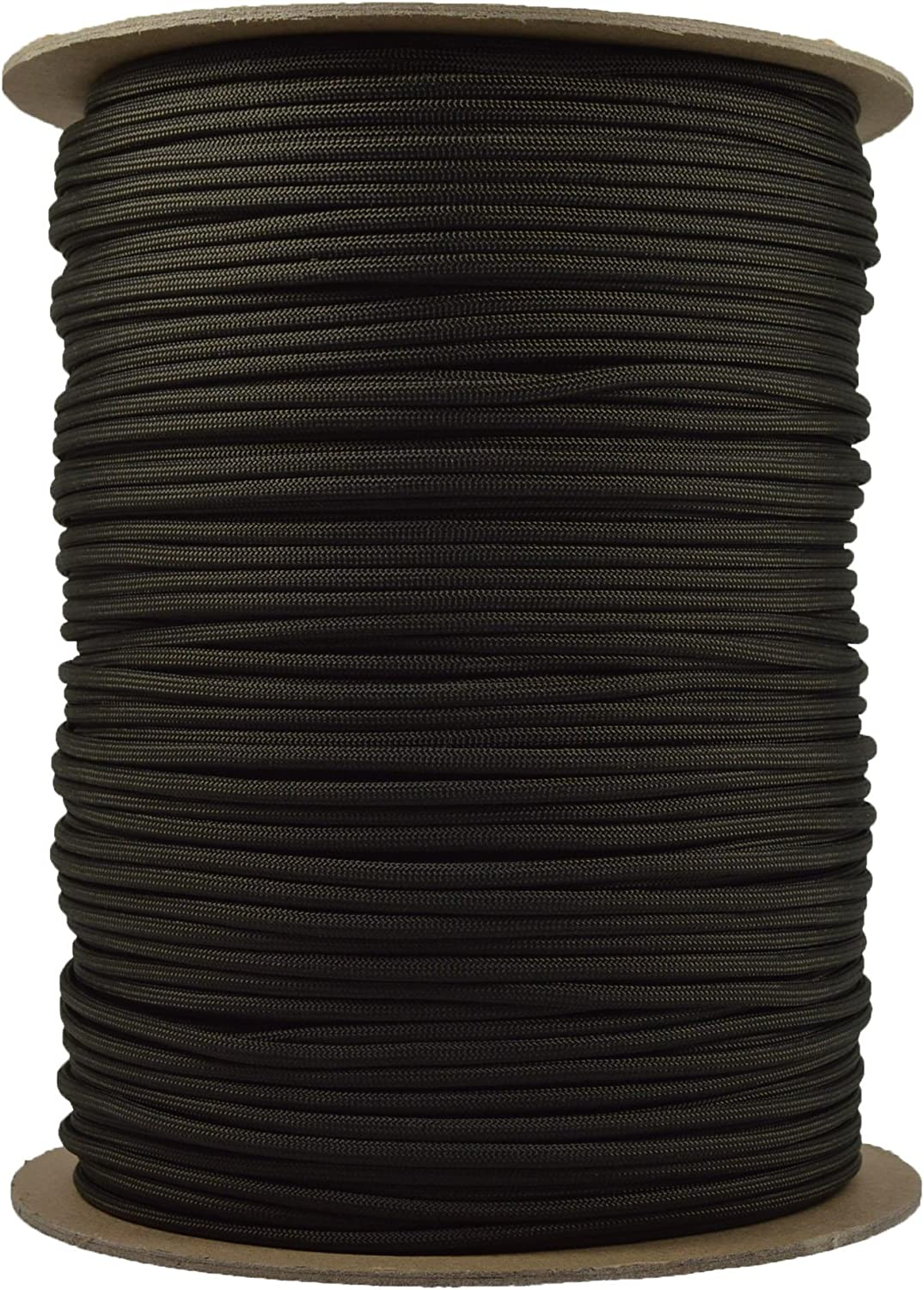 BoredParacord Brand Paracord 1000 ft. Spool Drab Olive Al Max 52% OFF sold out. -