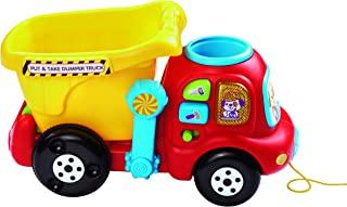 VTech Baby 166503 Put & Take Dumper Truck, Multi