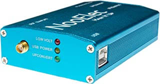 Extruded Aluminum Enclosure Kit, Blue, for Ham It Up v1.3 RF Upconverter for NESDR and RTL-SDR radios