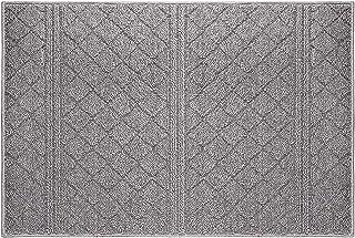 Indoor Doormat Absorbent Mats Latex Backing Non Slip Door Mat for Front Door Inside Floor Mud Dirt Trapper Mats Entrance R...
