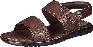 Amazon Brand - Symbol Ankle Strap AZ-KY-406 BROWN 9