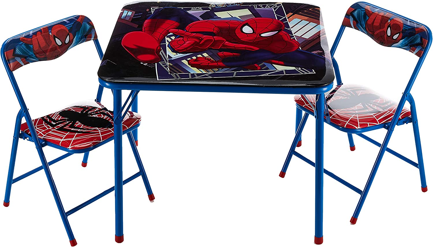 Idea Nuova Marvel Spiderman 3 Children's Animer and Today's only price revision T Piece Square Activity