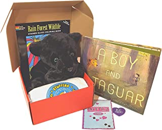 Book and Bear Monthly Subscription Box | Ages 3-8