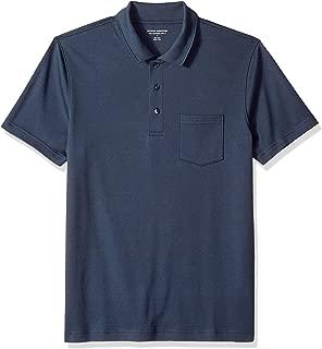 Men's Standard Slim-fit Jersey Polo