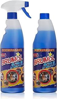 Brumol desengr.azul pist.+rec.750ml