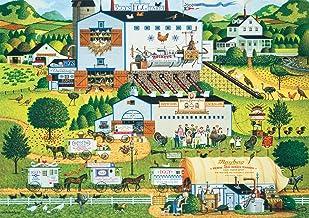 Buffalo Games - Charles Wysocki - Sunny Side Up - 300 Large Piece Jigsaw Puzzle