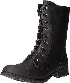 Gia-Mia Dancewear Women's Classic Combat Boot
