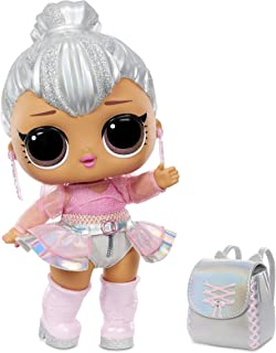 """LOL Surprise Big B.B. (Big Baby) Kitty Queen – 11"""" Large Doll, UNbox Fashions, Shoes,..."""