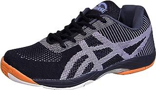 ProAse Men's Black Badminton Shoes Size -