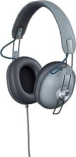 Panasonic Sealed Headphone Cool Gray RP-HTX70-H