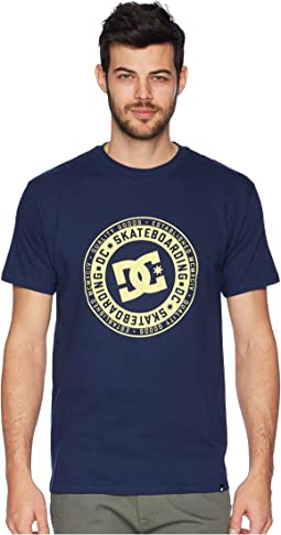 DC Letterstress Short Sleeve Tee