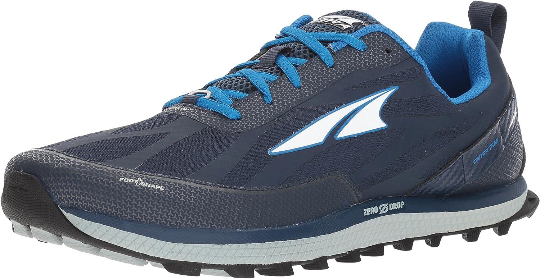 Altra herrar Superior 3.5 skor, blå, 15 15 15 Vanliga USA  fabriksförsäljning