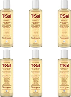 Neutrogena T/Gel Shampoo 4.5 fl. oz (Pack of 6)