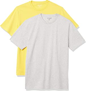 Men's 2-Pack Slim-Fit Short-Sleeve Crewneck T-Shirt