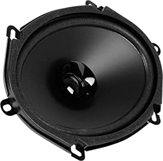 BOSS Audio Systems BRS5768 80 Watt, 5 x 7 6 x 8 Inch Duo-Fit, Full Range, Replacement Car Speaker - Sold Individually