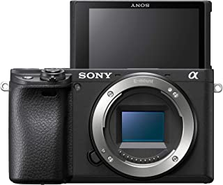 Sony A6400 Body - Color: Black