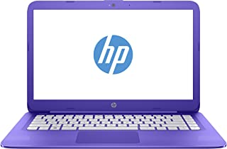 "Notebook HP Stream Intel Celeron 1.6GHz 4GB RAM 32GB SSD eMMC Windows 10 Tela 14"" - Lilás"