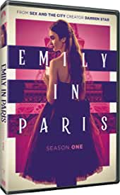 Emily In Paris: Season One arrives on DVD November 9 from Paramount