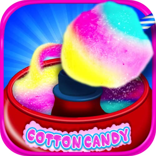 Cotton Candy Maker - Kids Dessert & Food Maker Games FREE