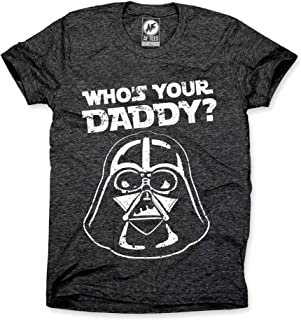 Darth Vader Whos Your Daddy Shirt Funny Star Wars Fathers Day T-Shirt