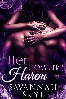 Her Howling Harem 1: A reverse harem romance