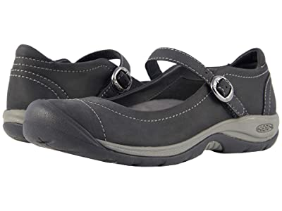 Keen Presidio II MJ (Black/Steel Grey) Women
