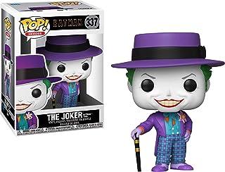 Batman 1989 Boneco Pop Funko Coringa Joker #337