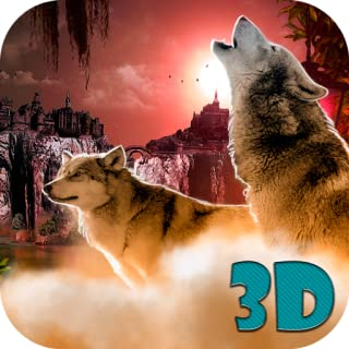 Clash of Wolves 3D