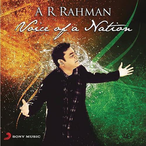"Amazon. Com: maa tujhe salaam (from ""vande mataram"") (live): a. R."