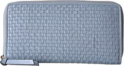 Bethany Weave Continental Wallet
