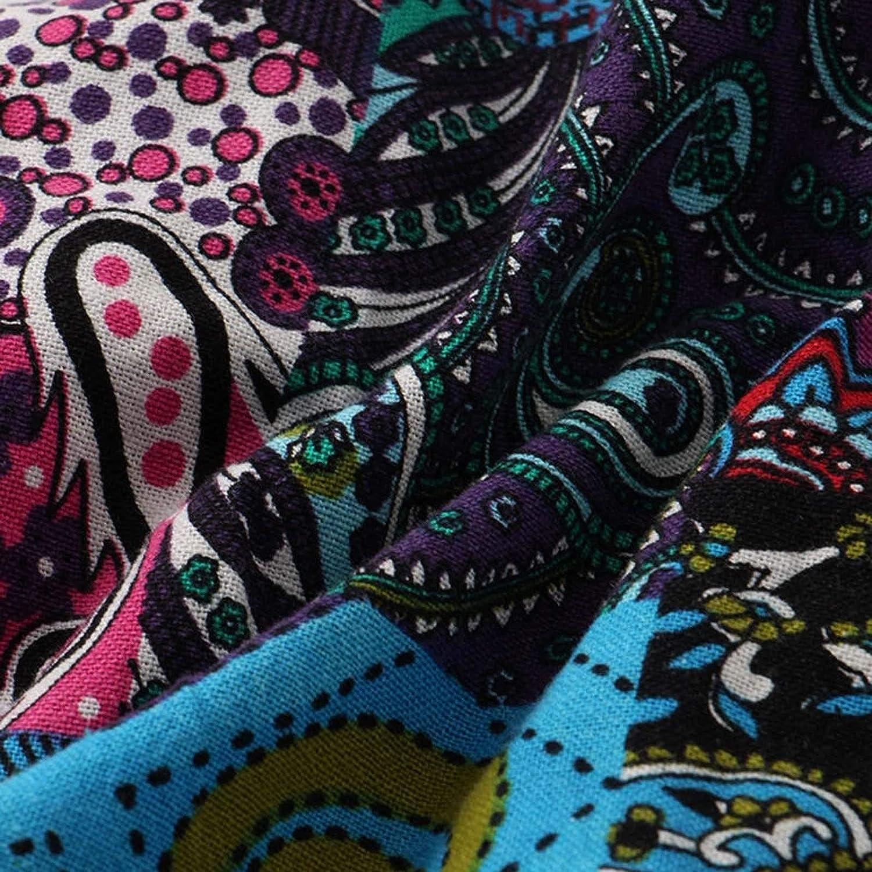 AKAIDE Dicke Baumwolle Jacke für Damen Farbenfrohe Herbst und Winterwärme Weiche Kapuzenjacke mit Langen Ärmeln Mantel Blau 02