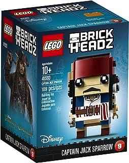 LEGO BrickHeadz - Captain Jack Sparrow [41593