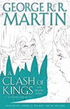 A Clash of Kings: The Graphic Novel: Volume Three: Volume Three (A Game of Thrones: The Graphic Novel)